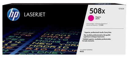 HP 508X Toner Magenta XL (CF363X)