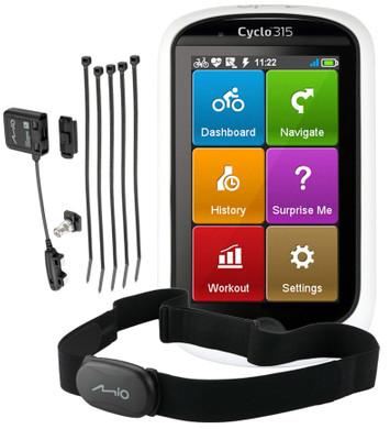 Mio Cyclo 315 HC West Europa