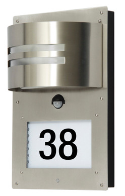 Ranex Verlicht huisnummer + Sokkellamp - Coolblue - alles voor een ...