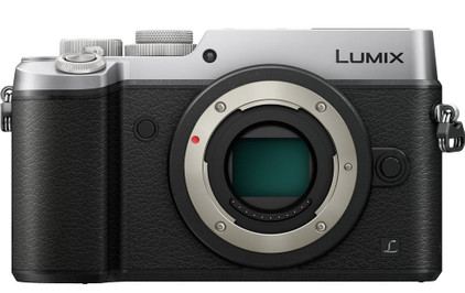 Panasonic Lumix DMC-GX8 body zilver