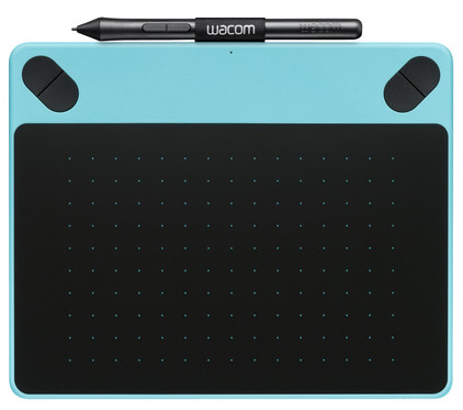 Wacom Intuos Art Blue Pen & Touch Small