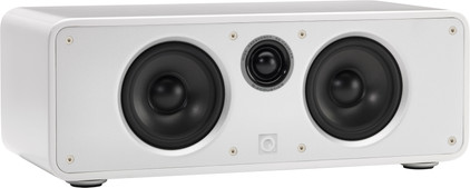 Q Acoustics Concept Center Hoogglans Wit (per stuk)