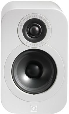 Q Acoustics 3010 Hoogglans Wit (per paar)