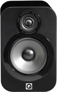 Q Acoustics 3020 Hoogglans Zwart (per paar)