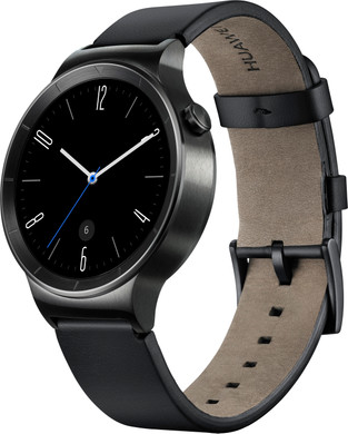 Huawei Watch Active Black Leather Band