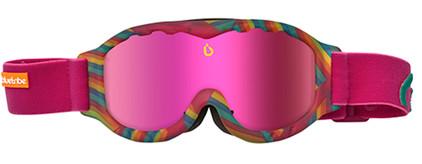Bluetribe Rainbow Kids Pink + Pink Zaio Lens