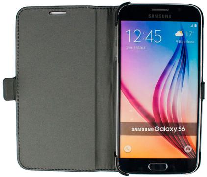 iMoshion Kaleto Book Case Samsung Galaxy S6 Zwart