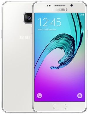 Samsung Galaxy A5 Wit (2016)