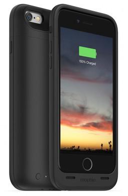 Mophie Juice Pack Reserve Apple iPhone 6/6s Zwart
