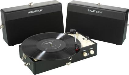 Ricatech RTT80 Zwart