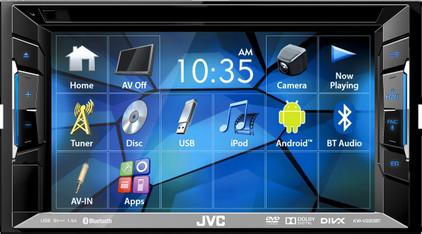 JVC KW-V220BT
