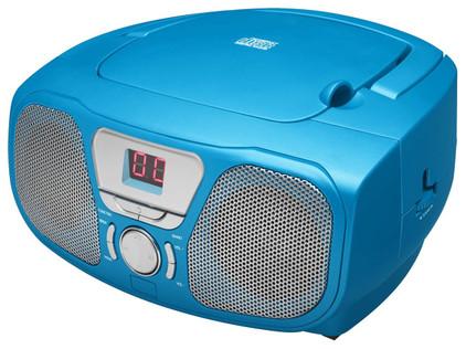 Bigben Draagbare Radio/CD-speler Blauw