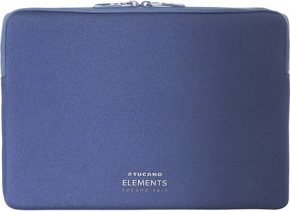 Tucano Elements Second Skin Macbook Air 11'' Blauw