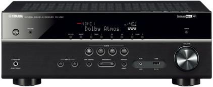 Yamaha RX-V 581 MusicCast Zwart