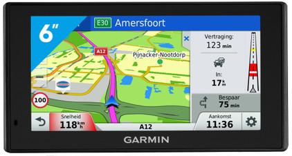Garmin DriveSmart 60 LMT-D Europa