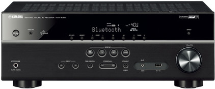 Yamaha HTR-4068 (RX-V479) MusicCast Zwart