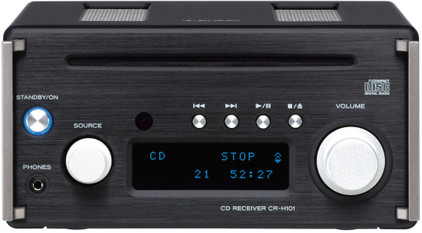 TEAC CR-H101 Zwart