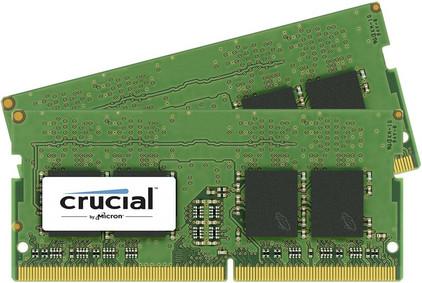 Crucial 8 GB SODIMM DDR4-2133 2 x 4 GB