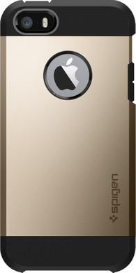 Spigen Tough Armor Apple iPhone 5/5S/SE Champagne