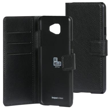 Behello Wallet Case Samsung Galaxy A5 (2016) Zwart