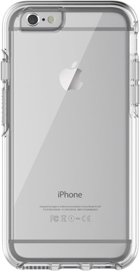 Otterbox Symmetry Apple iPhone 6/6s Transparant