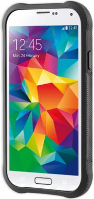 BeHello Impact Case Samsung Galaxy S5 / S5 Neo Zwart