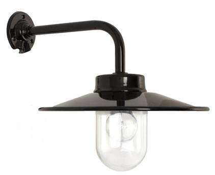 KS Verlichting Vita Wandlamp Zwart