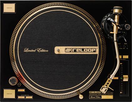 Reloop RP-7000 Goud Limited Edition