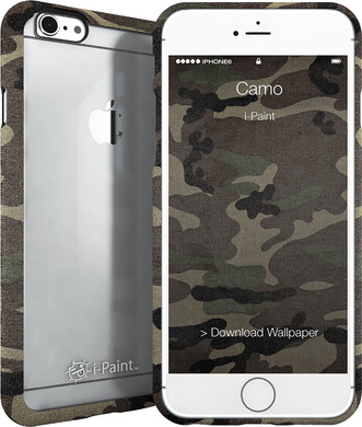 I-Paint Cover Apple iPhone 6/6s Ghost Camo