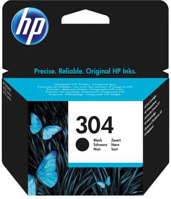HP 304 Cartridge Zwart (N9K06AE)