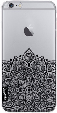 Casetastic Softcover Apple iPhone 6 Plus/6s Plus Floral Mandala