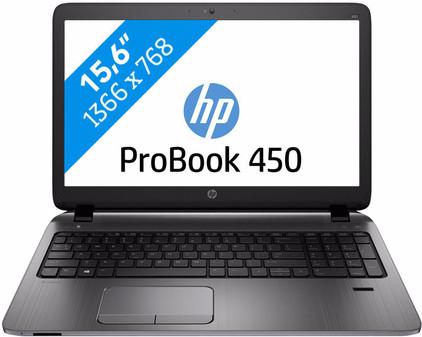 HP ProBook 450 G3 i5 8GB 128SSD