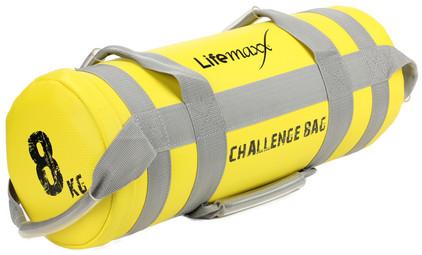 Lifemaxx Challenge Bag 8 kg Yellow