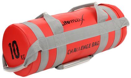 Lifemaxx Challenge Bag 10 kg Red
