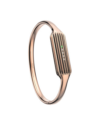 Fitbit Flex 2 Bangle Polsband Rose Gold - L