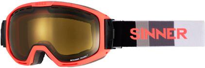 Sinner Mohawk Orange + Orange Sintec Trans+ Lens