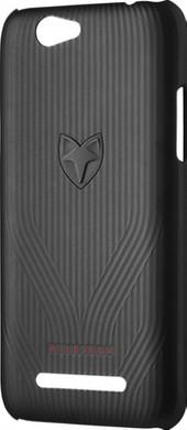 Wileyfox Spark+ Back Cover Zwart
