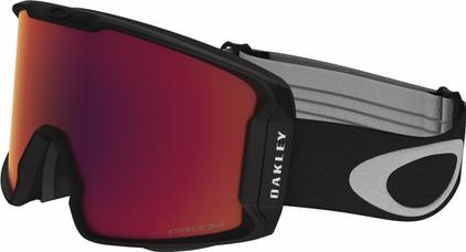 Oakley Line Miner Black + Prizm Torch Iridium Lens