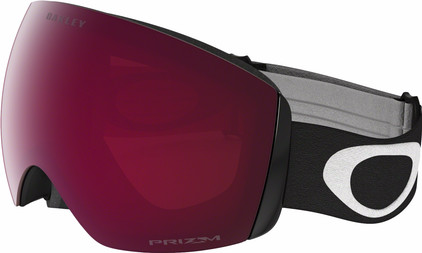 Oakley Flight Deck XM Black + Prizm Rose Lens