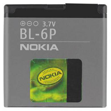 Nokia BL-6P Battery + Thuislader