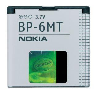 Nokia BP-6MT Battery + Thuislader