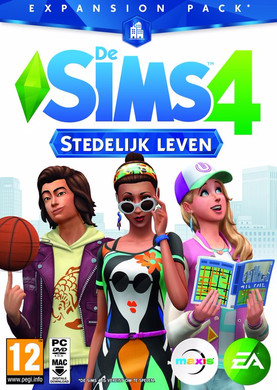 De Sims 4 : Vie Citadine PC
