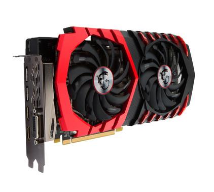MSI Radeon RX 480 Gaming X 8G