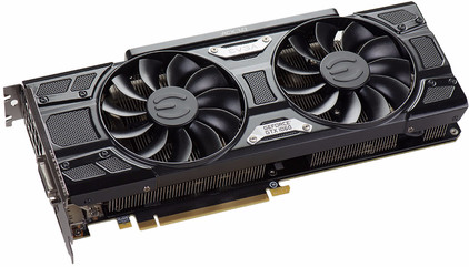 EVGA GeForce GTX 1060 3GB SSC ACX 3.0