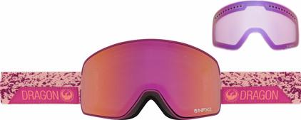 Dragon NFX2 Pink + Purple Ionized & Pink Ionized Lenzen