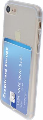 Mobiparts Smart TPU Apple iPhone 7/8 Transparant