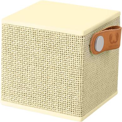 Fresh 'n Rebel Rockbox Cube Fabriq Edition Crème