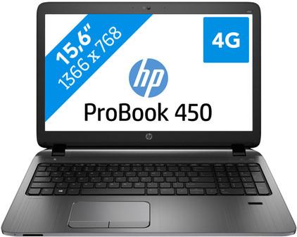 HP ProBook 450 G3 W4P35ET