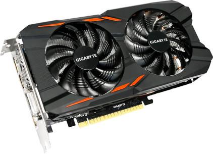 Gigabyte GeForce GTX 1050 Windforce OC 2G