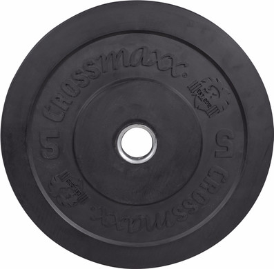 Crossmaxx Technique Plate 5 kg Black